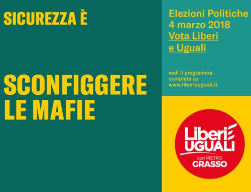 Grasso: La corruzione è il male più antico di questo Paese