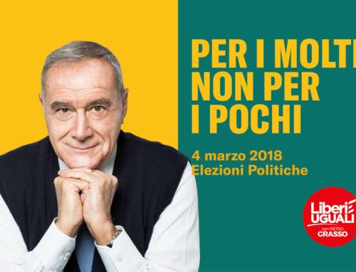 Facciamo ripartire l'Italia con una nuova Politica Industriale e Fisco progressivo