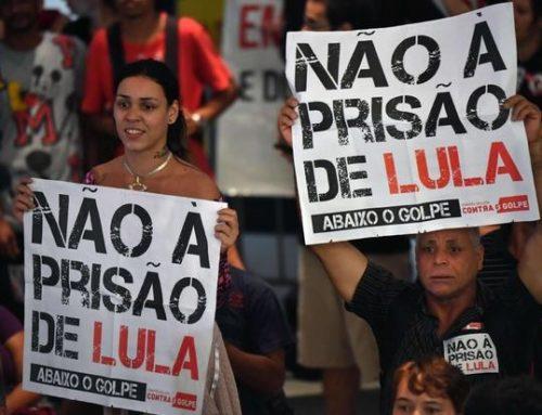 Liberi e Uguali per la difesa della democrazia e dei diritti fondamentali in Brasile